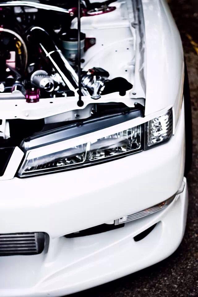 Nissan Silvia S14 Kouki