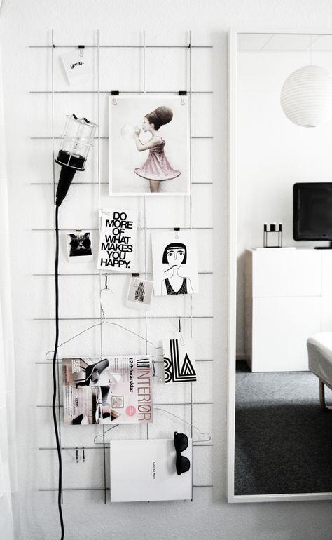 Die besten 25+ Steel mesh Ideen auf Pinterest Glasschranktüren - neue schlafzimmer look flou