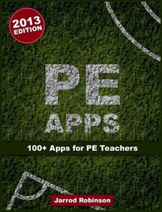 """Build a bridge between technology and P.E. through reading this """"P.E. Apps"""" book. 