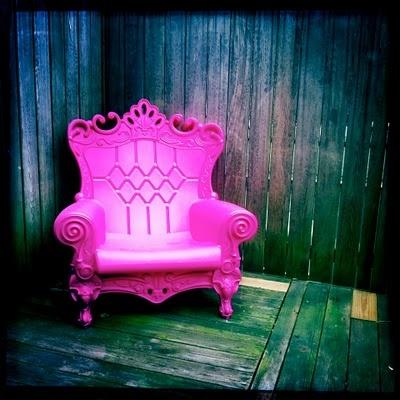 Queen of Love, design Moro Pigatti.
