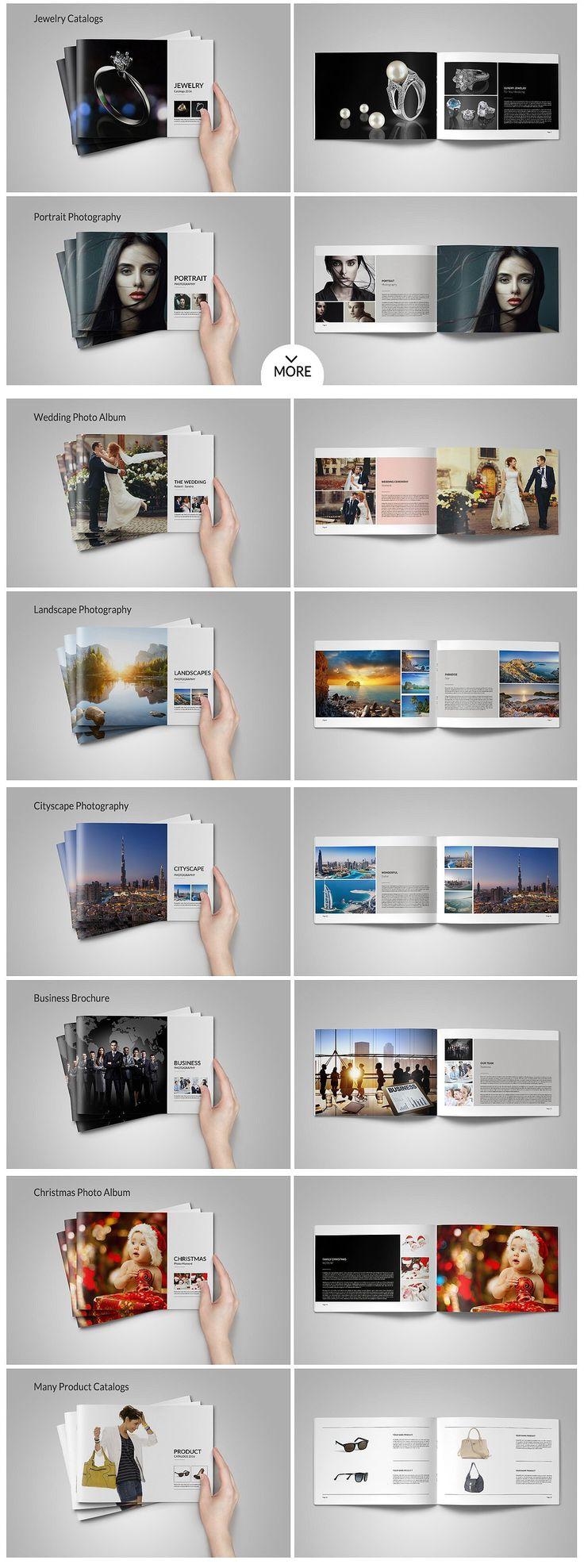 Catalogs / Brochure Interior Vol. 6 by tujuhbenua on @creativemarket
