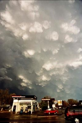 Interesting Clouds - photo by the Twister Sisters (Melanie Metz and Peggy Willenberg)