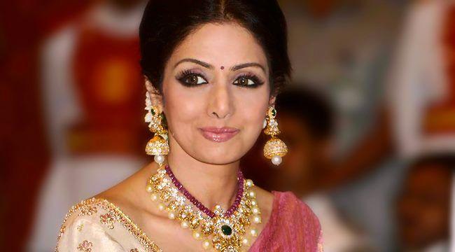 Sridevi # Jewellery