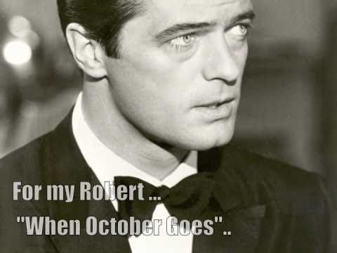 "Robert Goulet ""When October Goes"" - YouTube"