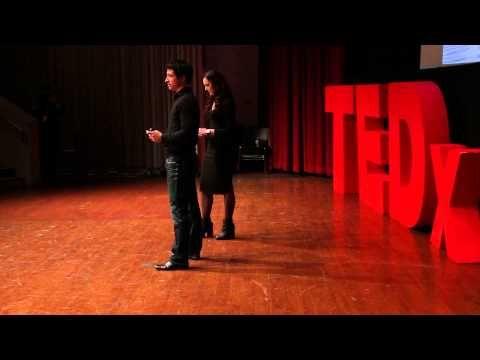 Olympic Partners | Scott Moir and Tessa Virtue | TEDxYouth@Toronto - YouTube