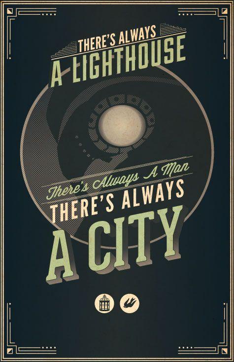 BioShock Infinite print