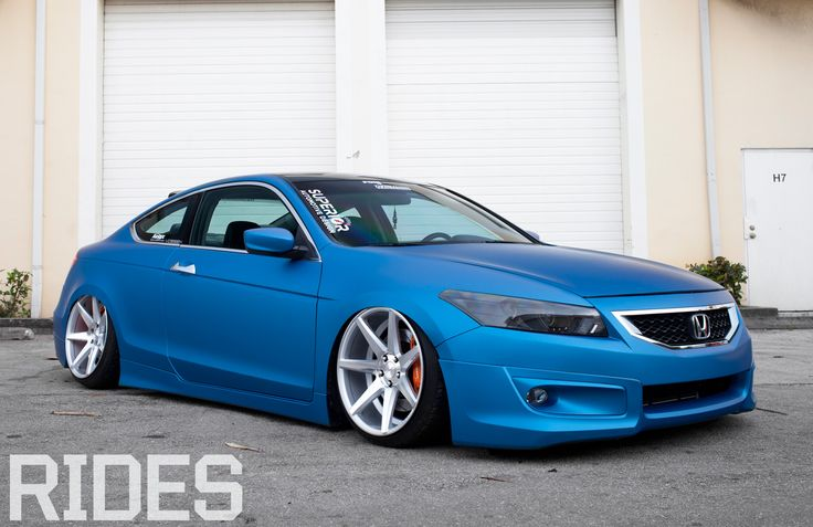 Import Honda Accord Coupe