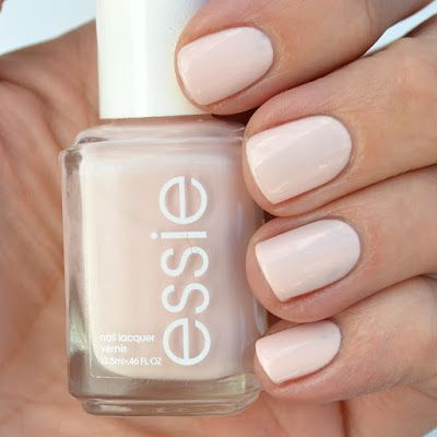 Essie Romper Room! A perfect soft pink polish for any time of the year! @gopolished