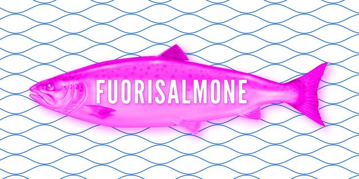 Se anche tu sei un salmone controcorrente...  www.facebook.com/Fuorisalmone