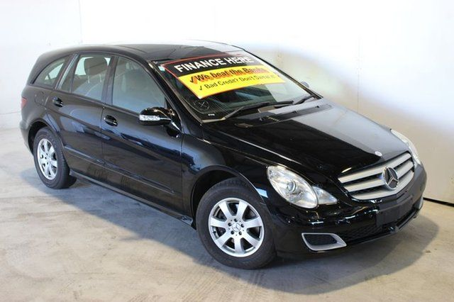Southside Auto Auctions Brisbane Car Auctions Deal of the Day Mercedes-Benz R320 CDI (AWD) 251 Wagon