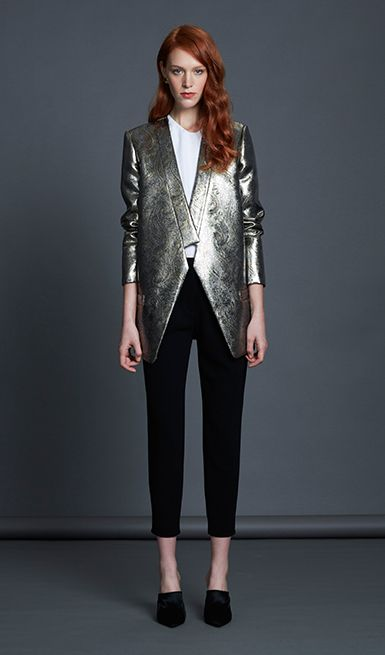 Inspiration: Fall 2013 Look 7 by Jenny Kayne.