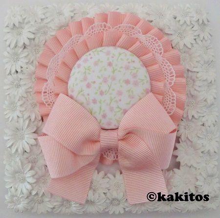 KAKITOS - Lazos y accesorios - Complementos para el pelo - Diademas y Tocados - Diademas / Tocados de Volantes
