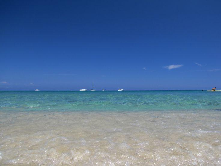 No, this is not a Caribbean beach..we are in #Liguria www.beautifuliguria.com