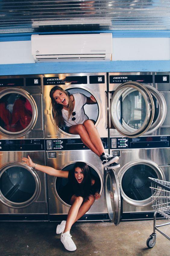 Fotos que tienes que tomarte con tu amiga 'la loca' – Marlene Jaramillo