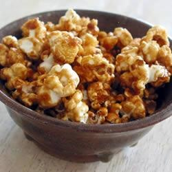 Another good share,  instructions for making Caramel Popcorn