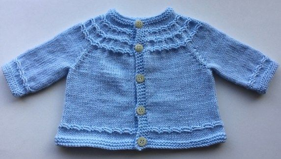 Knitting Pattern For Baby Seamless Yoked Sweater : 17 best images about things to make on Pinterest Norwegian knitting, Stitch...