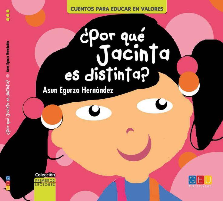 ¿Por qué Jacinta es distinta? | Cuentos de Cucurucho