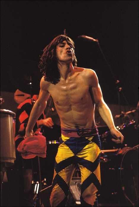 Music Makers. Mick Jagger.