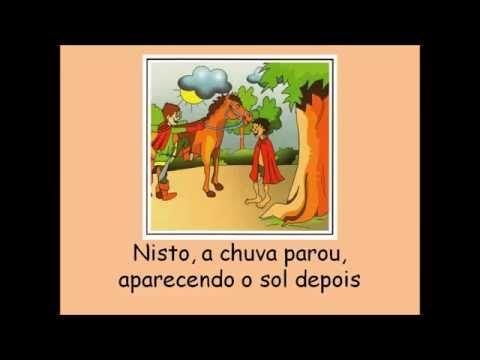 Músicas para o Jardim de infância - A lenda de São Martinho - YouTube