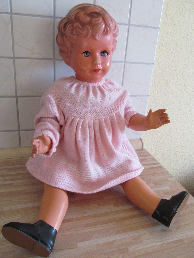 alte Puppe Schildkröt 64 cm, Gabriele ??? toller Zustand Sammler Schildkrötpuppe | eBay