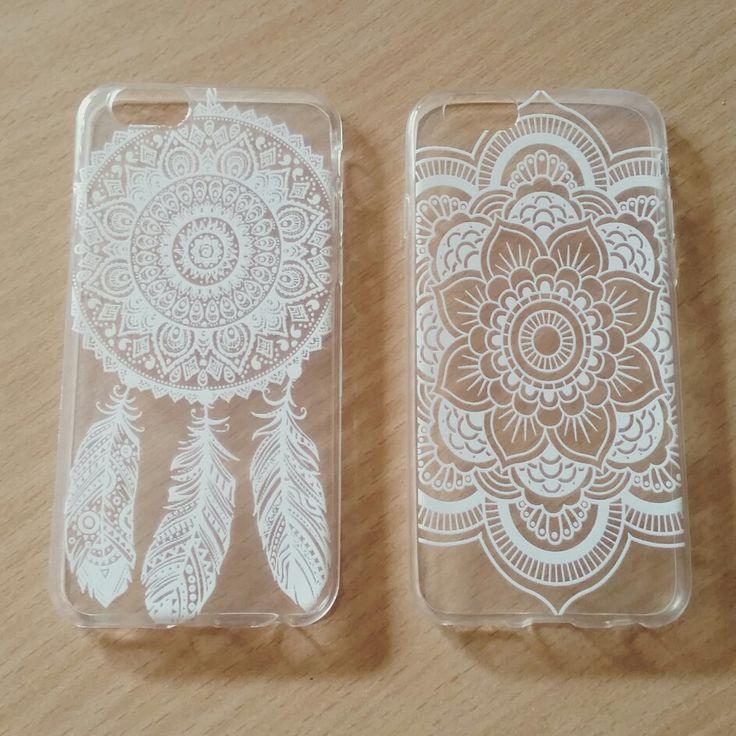 Henna mintás átlátszó szilikon telefontok iPhone 6 / 6S telefonra!  Ár: 1690 Ft  Rendelhető: http://www.csodaorszagwebaruhaz.hu/csodaorszueg/iPhone-6-6S-c106_0_1.htm