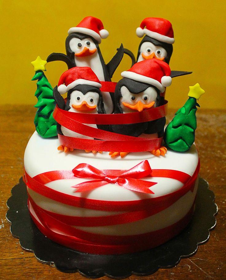 Madagascar Christmas Cake