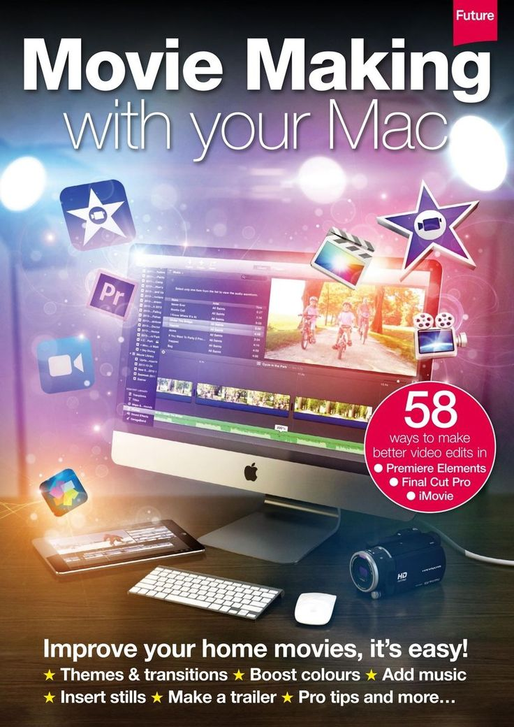 Moviemaking With Your Mac Magazine Improve Your Home