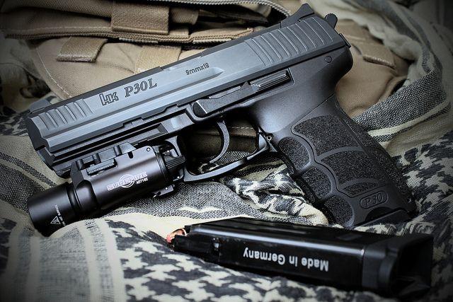 Heckler and Koch P30L