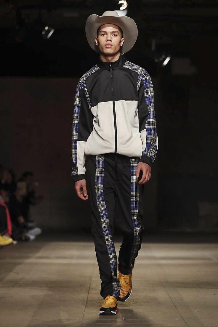 Astrid Andersen Menswear Fall Winter 2018 London, from pinterest user