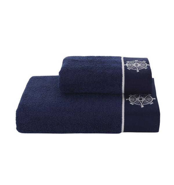 Součástí kolekce MARINE LADY jsou ručníky o rozměrech 50x100 cm a osušky o rozměrech 85x150 cm.