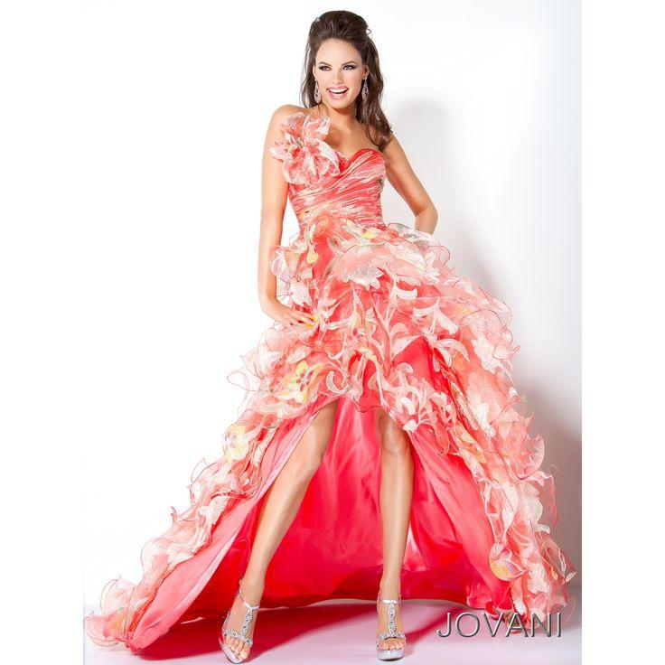 161 best Hi low dresses images on Pinterest   Hi low dresses, Grad ...