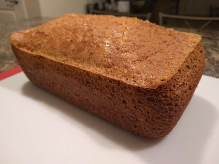 Because my previous recipes didn't specify loaf pan sizes (they sloped so were impossible to measure correctly), I decided to buy a new ...