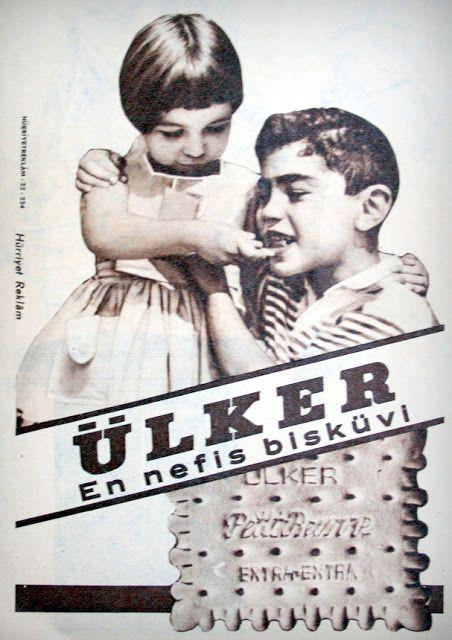 OĞUZ TOPOĞLU : ülker en nefis bisküvi petit beurre 1961 senesi no...