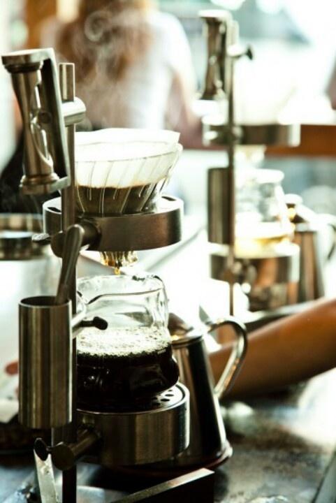 coffee brewed like this...