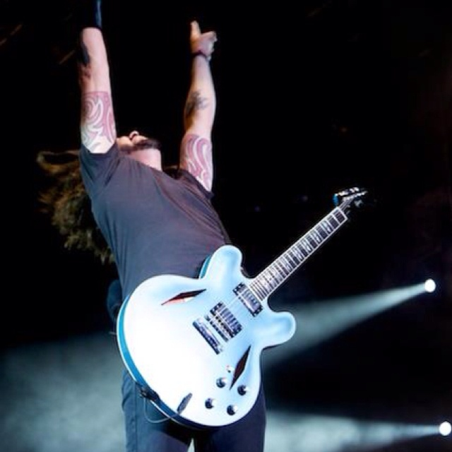 My Rock God - Dave Grohl