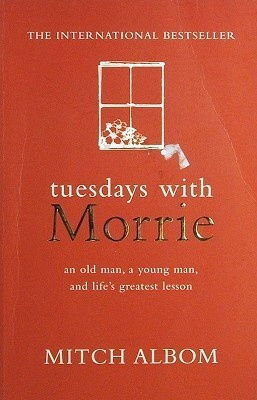 tuesdays with morrie by mitch albomInspiration Reading, Inspirational Books, Tuesday With Morris, Mitch Albom, Albom Beautifulbook, Favorite Book, Albom Beautiful Book, Beautiful Stories, Good Books