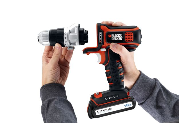DIY dad will love the Matrix 18v drill from Black & Decker, $179.00, MoM loves this #fathers day gift idea, you can #win it at www.mouthsofmums.com.au in the huge fathers day hamper give away!
