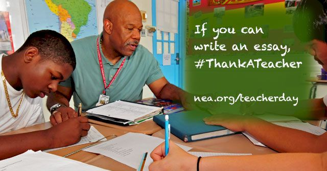 Happy National Teacher Day!!!!!  Thank you, teachers!  You continue to inspire us!