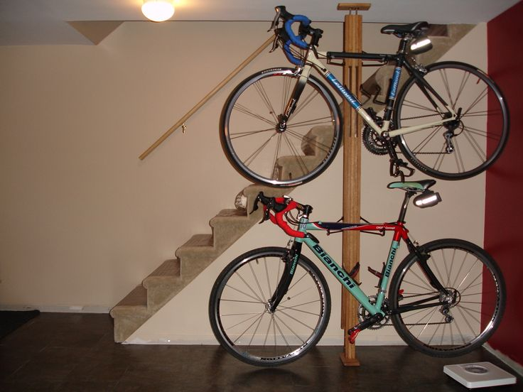 Best 25 indoor bike storage ideas on pinterest bike for Indoor cycle design