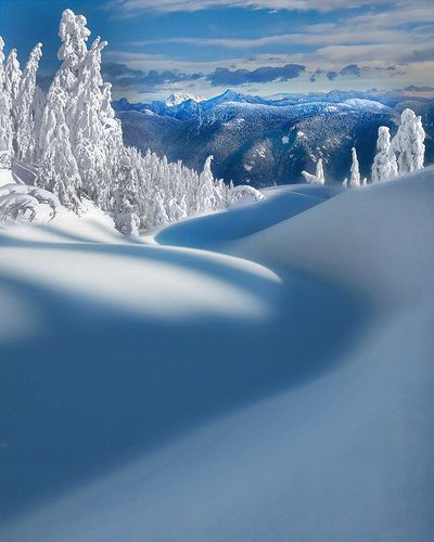 snowProvincial Parks, Blue, Snow, Vancouver Canada, Beautiful Places, Winter Wonderland, Seymour Provincial, British Columbia
