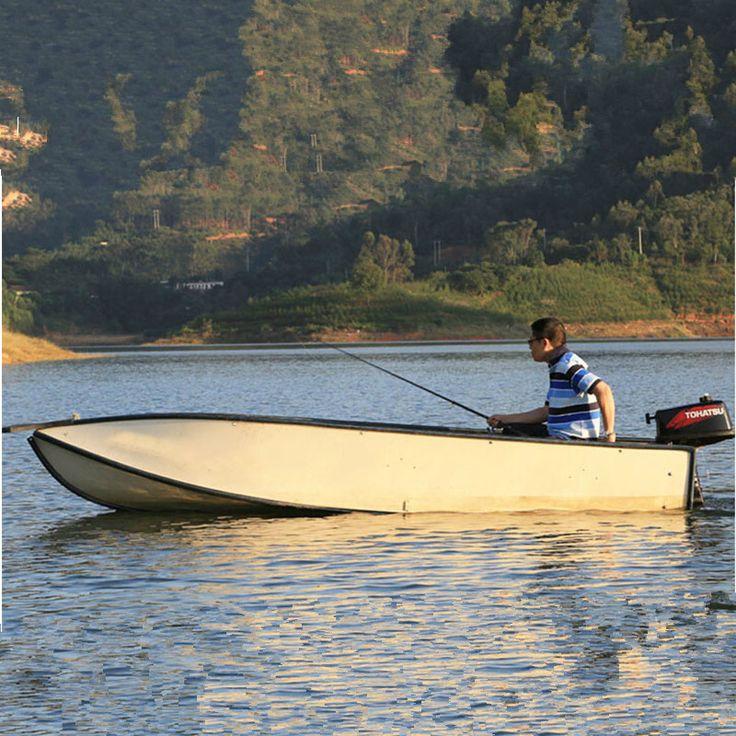 Portable small boats folding boats porta bote for Portable fishing boat