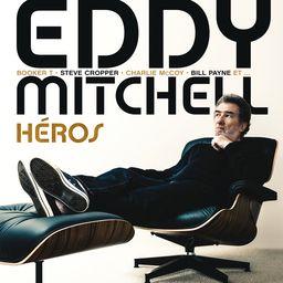 Si Eddy Mitchell, on le sait, a volontairement renoncé aux concerts et aux tournées, la musique ne le quittera jamais !  « Héros », le 35ème...