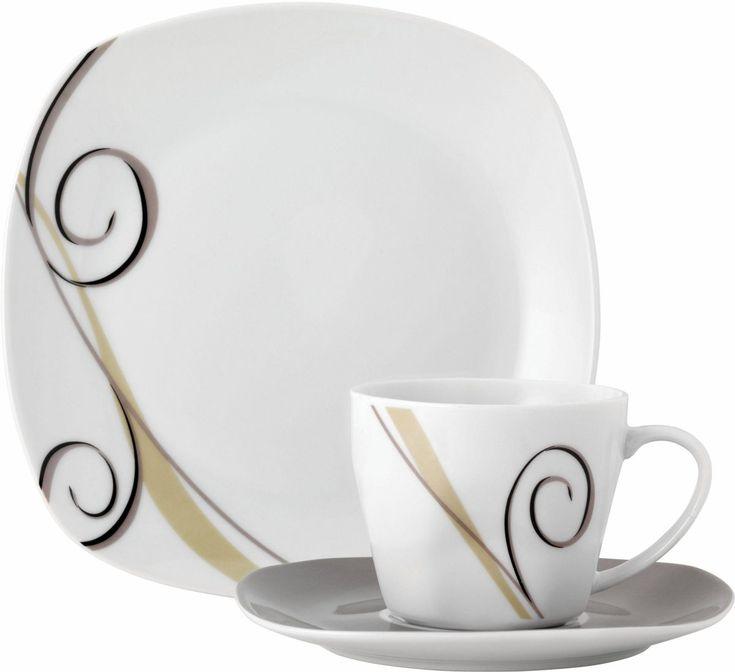 Kaffee-Service weiß, »ALLEGRO«, spülmaschinengeeignet, VAN WELL Jetzt bestellen unter: https://moebel.ladendirekt.de/kueche-und-esszimmer/besteck-und-geschirr/geschirr/?uid=d38fc96b-9856-5d41-b51f-2700f5b88c3a&utm_source=pinterest&utm_medium=pin&utm_campaign=boards #geschirr #kaffeeservice #kueche #esszimmer #besteck