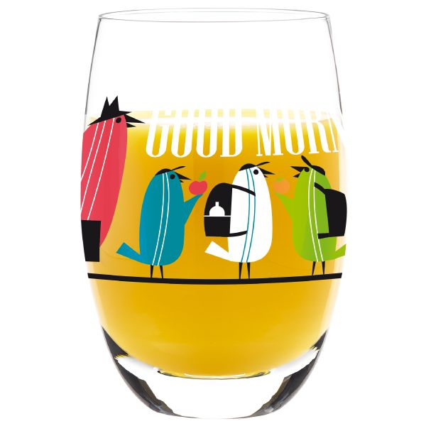 Juice Glass Designed by Julien Chung #Ritzenhoff