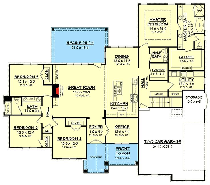 148 Best Images About House Plans On Pinterest House