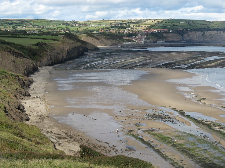 The bay, from Ravenscar (Ellie Stevenson images)