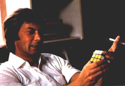 Erno Rubik - Architect , inventor of the Rubik's cube (hungarian)