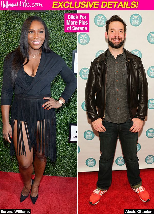 Serena Williams Dumps Drake, Dating Co-Founder Of Reddit — Meet Her New Boyfriend