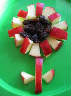 Jenni Price illustration: Flower Snack for My Kids
