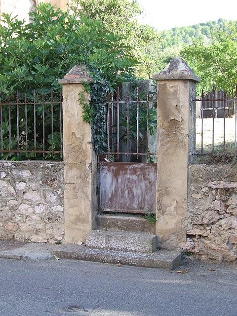 Old Stone Pillars : Gates gateway to pinterest other french